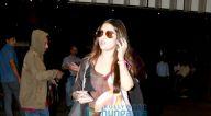रिया सेन और तमन्ना भाटिया हवाई अड्डे पर आईं नजर