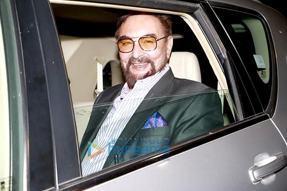फिल्मफेयर पुरस्कार की पूर्व पार्टी की शोभा बढ़ाते शाहरुख खान, सोनम कपूर, सोनाक्षी सिन्हा और अन्य