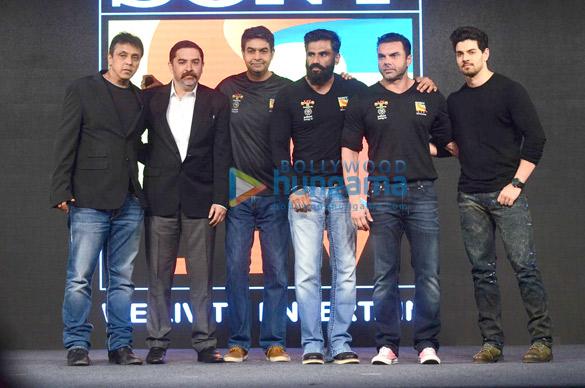'सोनी liv फिट' के शुभारंभ में शामिल हुए सुनील शेट्टी, सोहेल खान, सूरज पंचोली और अन्य