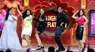 'कॉमेडी दंगल' के सेट पर नजर आए रवि किशन