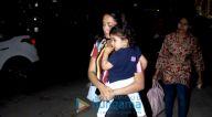 शाहिद कपूर की पत्नी मीरा राजपूत अपनी बेटी मिशा के स्कूल में आईं नजर