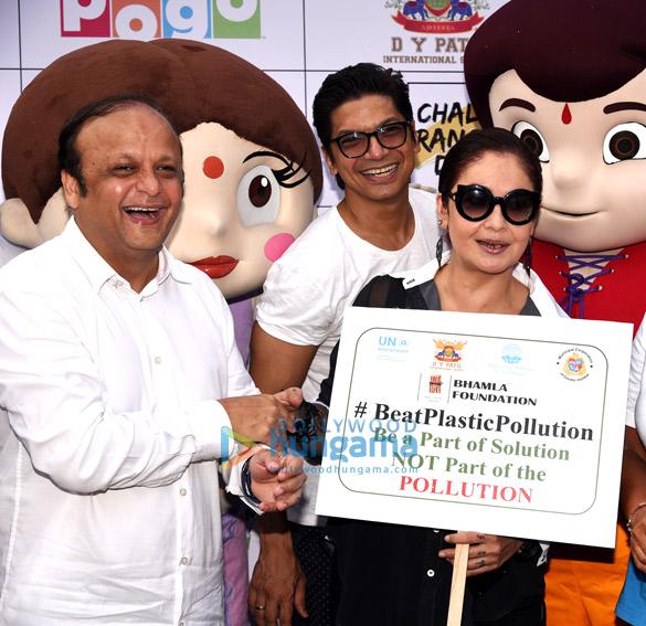 सितारों ने भामला फ़ाउंडेशन के #beatplasticpollution campaign की शोभा बढ़ाई
