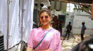 जैकलीन फर्नांडीज  बांद्रा में वूट के लिए एक कार्यक्रम में शामिल हुईं