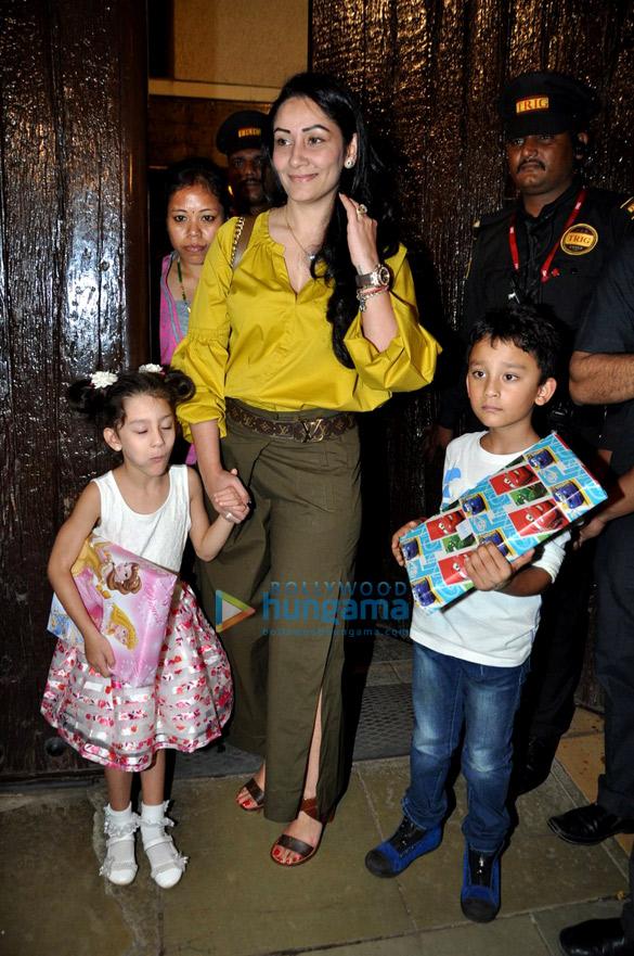 आराध्या बच्चन के जन्मदिन की पार्टी