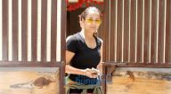 करीना कपूर खान और अमृता अरोड़ा बांद्रा में योग सेशन के बाद आईं नजर