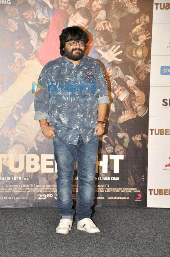 कबीर खान और प्रीतम ने ट्यूबलाइट का रेडियो गीत लॉंच किया