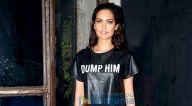 ईशा गुप्ता मुंबई में शूटिंग के बाद आईं नजर