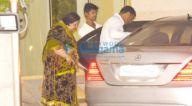 आदित्य चोपड़ा, रानी मुखर्जी और पामेला चोपड़ा ने बांद्रा में परिवार के साथ डिनर किया