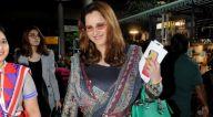 उर्वशी रौतेला और सानिया मिर्जा एयरपोर्ट पर आईं नजर