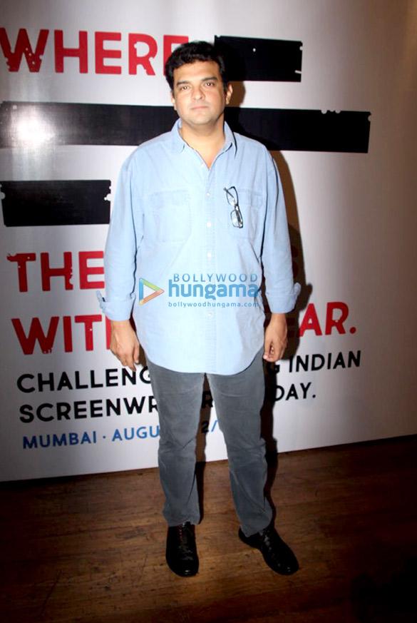 आमिर खान, सिद्धार्थ रॉय कपूर और अन्य 5वें भारतीय स्क्रीनराइटर्स कॉंफ़्रेंस में हुए शामिल