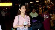 आलिया भट्ट, वरुण धवन, तमन्ना भाटिया और अन्य एयरपोर्ट पर नजर आए