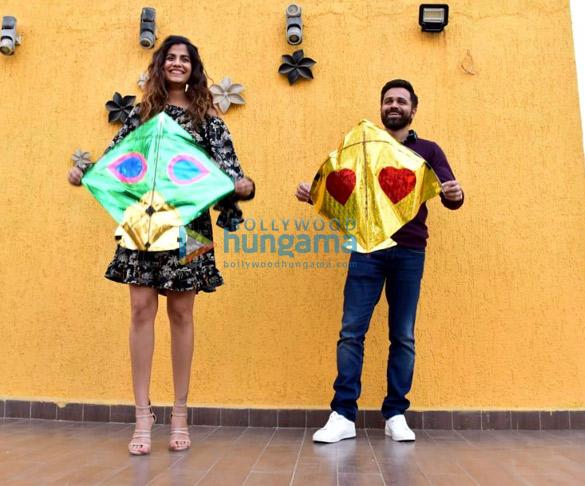 इमरान हाशमी और श्रेया धनवनथरी ने वाय चीट इंडिया इंटरव्यू के दौरान मकर संक्रांति सेलिब्रेट की
