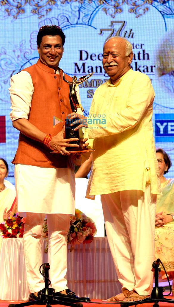 77वें मास्टर दीनानाथ मंगेशकर स्मृति प्रतिष्ठान पुरस्कार की शोभा बढ़ाते सितारें