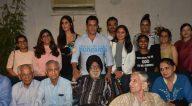 Photos: सलमान खान और कैटरीना कैफ़ उन परिवारों से मिले जो 1947 विभाजन के गवाह बने