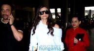 Photos: सलमान खान, कैटरीना कैफ़ और डेजी शाह एयरपोर्ट पर नजर आए