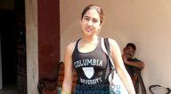 Photos: सारा अली खान Pilates जिम में नजर आईं