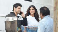Photos: अभिमन्यू दासानी, शिल्पा शेट्टी और अन्य अपनी फ़िल्म निकम्मा को बिग बॉस 13 के सेट पर प्रमोट करते हुए नजर आए