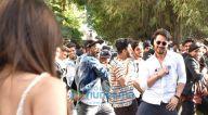 Photos: श्रद्धा कपूर ने मीडिया के साथ सेलिब्रेट किया अपना बर्थडे