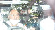 Photos: दीपिका पादुकोण बांद्रा के एक डबिंग स्टूडियो में नजर आईं