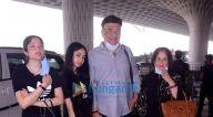 Photos: निमरत कौर, पूनम पांडे, निखिल द्विवेदी और अन्य एयरपोर्ट पर नजर आए