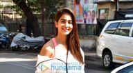 Photos: पूजा हेगड़े जिम में नजर आईं