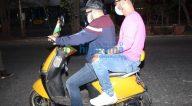 Photos: मीका सिंह और राहुल वैद्य अंधेरी में नजर आए