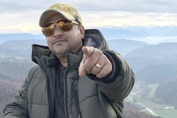 """ROFL- साजिद ने राधे के गानों के बोल पर खुलकर बात की : """"सलमान खान बोले कि ये कौनसी इंग्लिश पढ़के तुने…""""  वाजिद"""