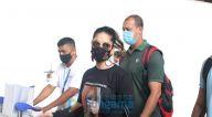 Photos: सनी लियोनी, स्वरा भास्कर, मौनी रॉय और विद्युत जामवाल एयरपोर्ट पर नजर आए